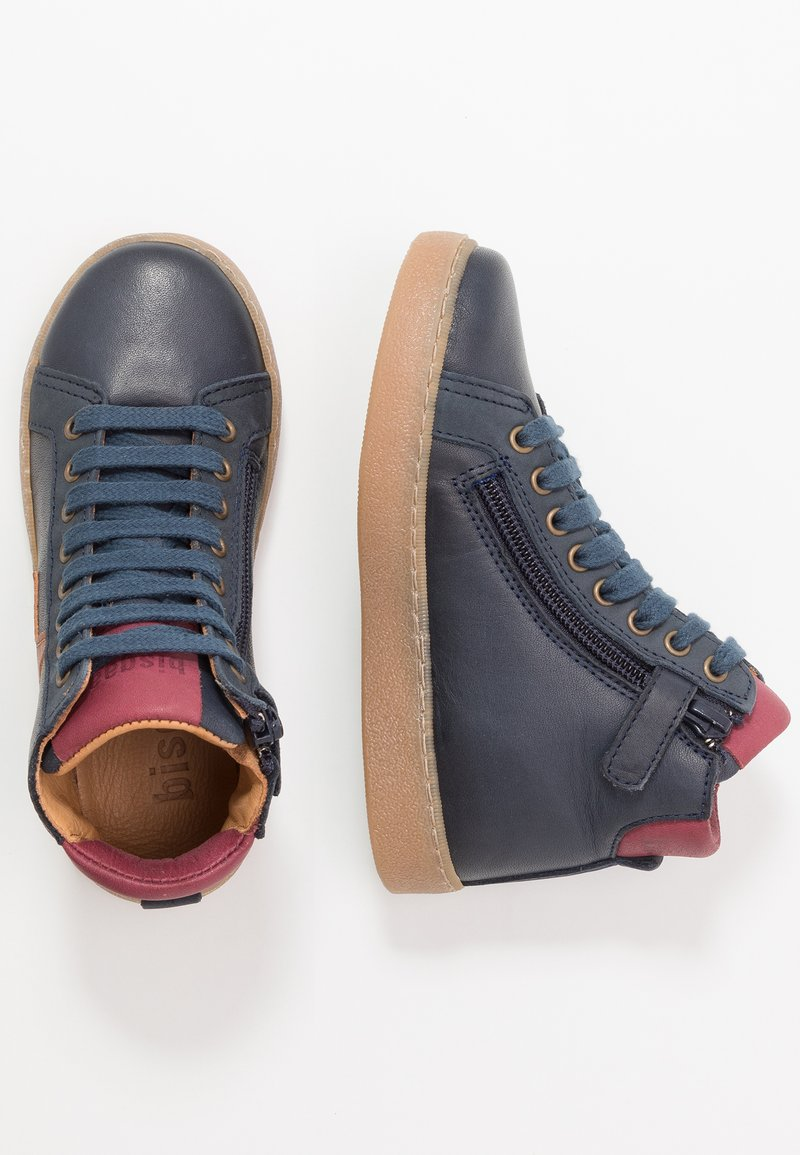 Bisgaard - TRAINERS - Sneaker high - navy
