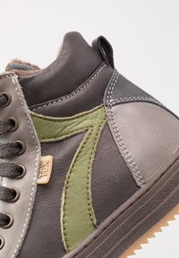 Bisgaard - TRAINERS - High-top trainers - antracite - 2