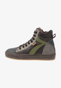 Bisgaard - TRAINERS - High-top trainers - antracite - 1