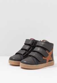 Bisgaard - TRAINERS - High-top trainers - antracite - 3