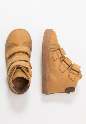 TRAINERS - High-top trainers - khaki