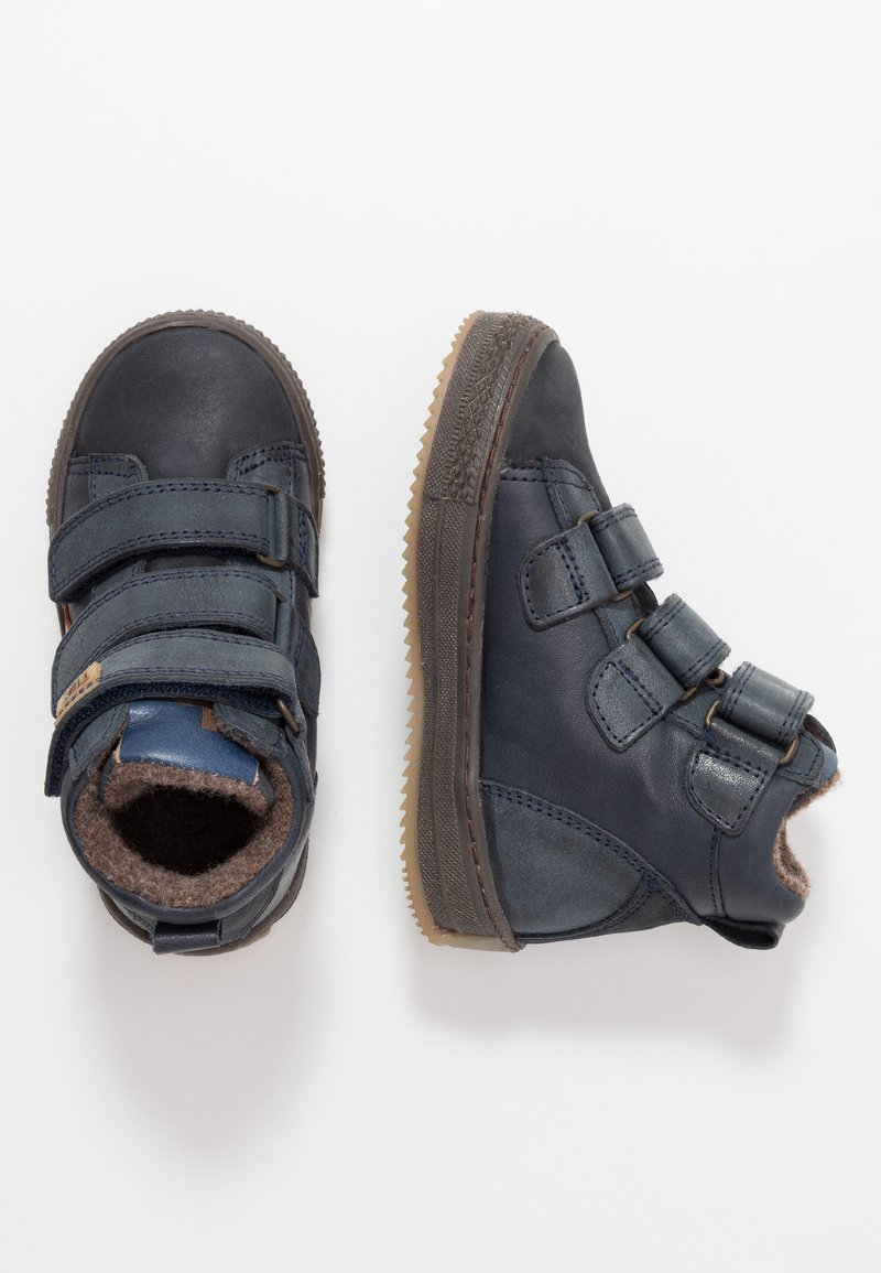 Bisgaard - High-top trainers - navy