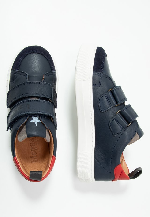 KARLO SHOE - Sneaker low - navy