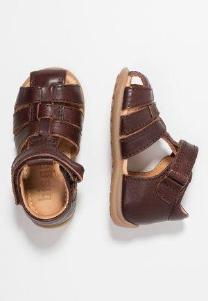 Lära-gå-skor - brown