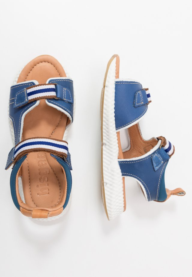 BO - Walking sandals - cobalt