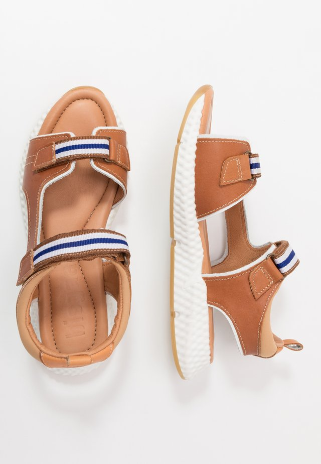 BO - Walking sandals - cognac