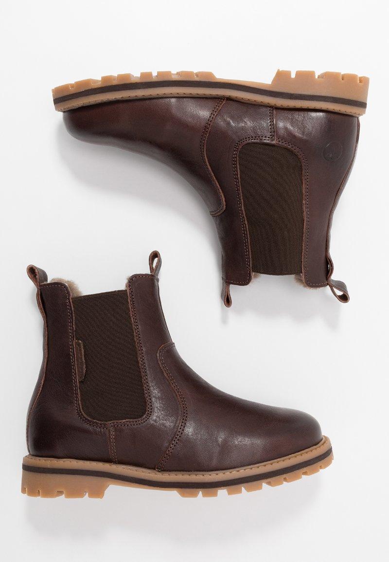 Bisgaard - BOOTIES - Botki - dark brown