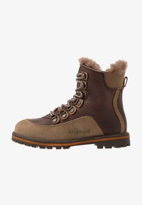 Bisgaard - Lace-up ankle boots - brown - 1