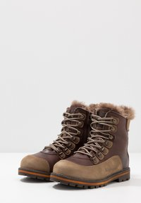 Bisgaard - Lace-up ankle boots - brown - 3