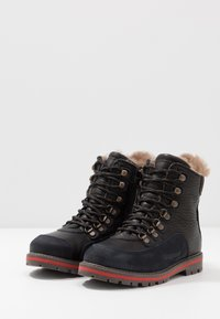 Bisgaard - Lace-up ankle boots - black - 3