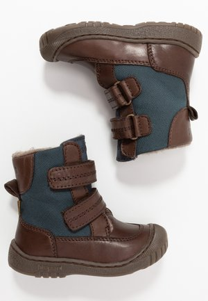 Winter boots - jeans