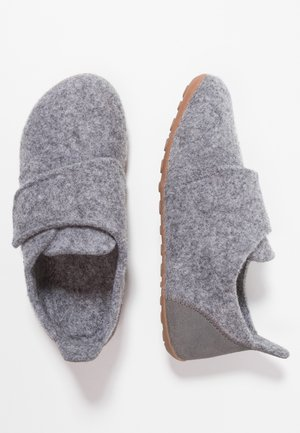HOME SHOE - Tohvelit - grey