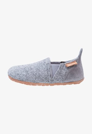 SAILOR HOME SHOE - Tohvelit - grey