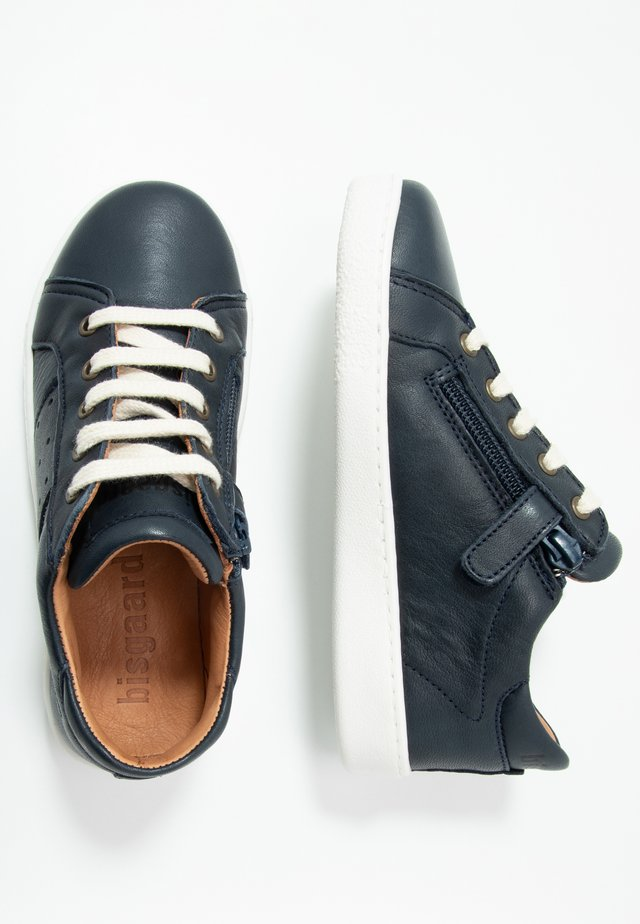 SAMI LACE SHOE - Trainers - dark blue
