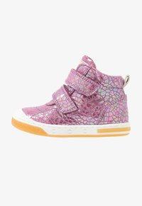 Bisgaard - JUNO SHOE - Sneaker high - grape - 1