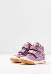 Bisgaard - JUNO SHOE - Sneaker high - grape - 3