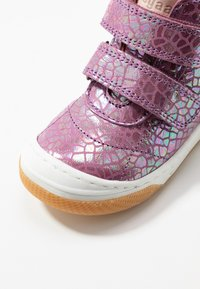 Bisgaard - JUNO SHOE - Sneaker high - grape - 2