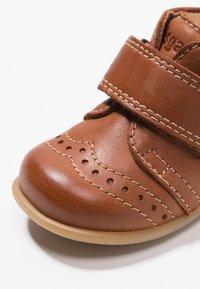 Bisgaard - Vauvan kengät - cognac - 2