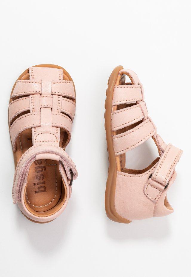 CARLY - Baby shoes - nude