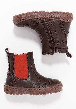 BOOTIES - Nilkkurit - brown