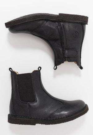 BOOTIES - Stövletter - black