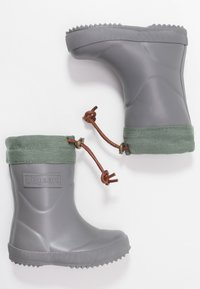 Bisgaard - THERMO BOOT - Wellies - grey - 0