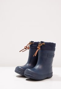 Bisgaard - THERMO BOOT - Holínky - blue - 2