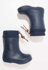 Bisgaard - THERMO BOOT - Holínky - blue - 1