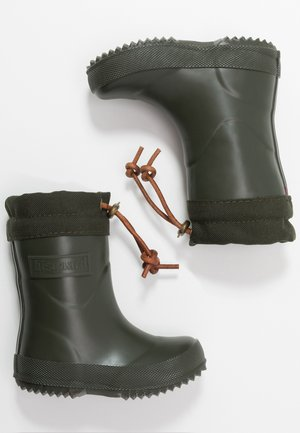 THERMO BOOT - Stivali di gomma - green