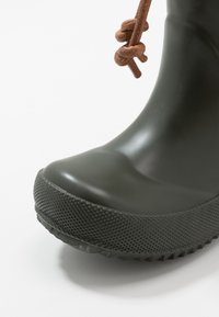Bisgaard - THERMO BOOT - Kalosze - green - 2