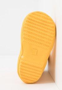 Bisgaard - BASIC BOOT - Wellies - yellow - 5