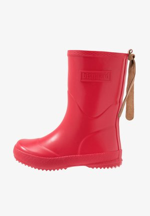 BASIC BOOT - Wellies - red