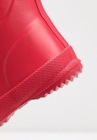Bisgaard - BASIC BOOT - Wellies - red - 2