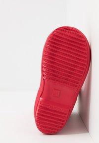 Bisgaard - BASIC BOOT - Wellies - red - 5