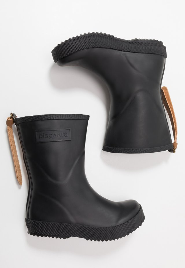BASIC BOOT - Wellies - black