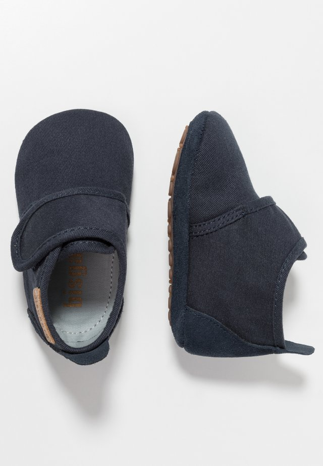 First shoes - navy