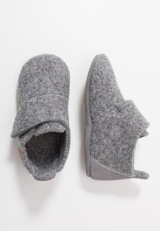 BABY HOME SHOE - Pantoffels - grey
