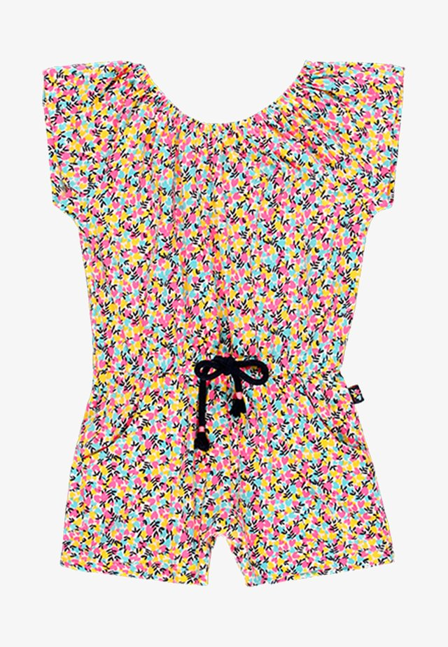 Jumpsuit - multi coloured