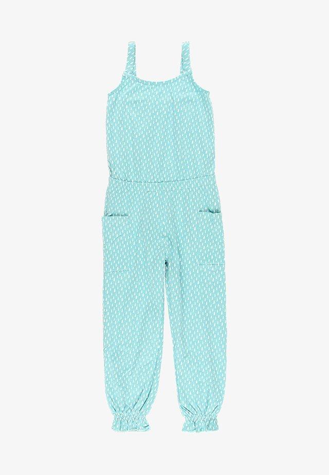 Jumpsuit - light blue