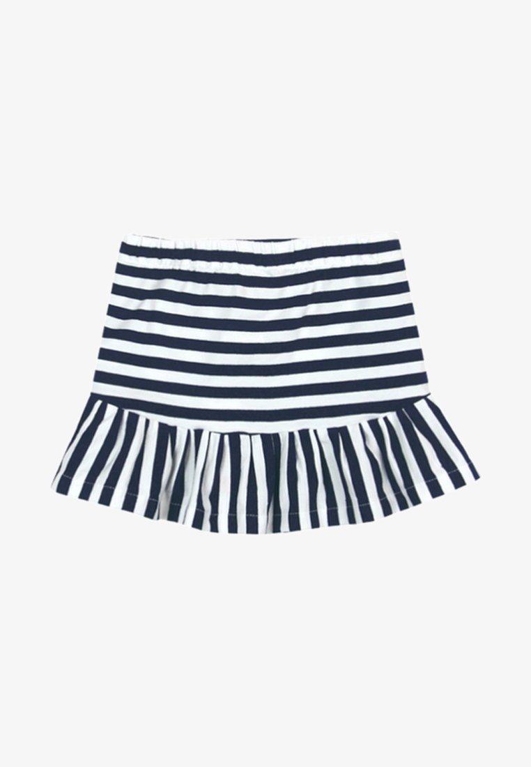 Boboli - Mini skirts  - black/white