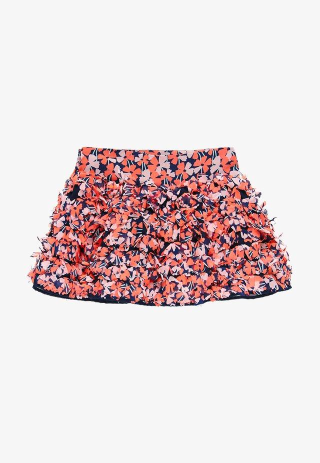 MIT GAZE FÜR MÄDCHEN - A-line skirt - multi-coloured