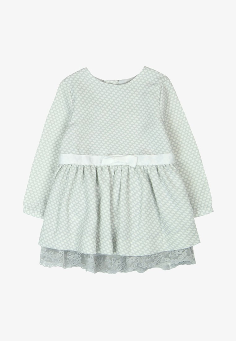Boboli - BABY MÄDCHEN - Korte jurk - mint