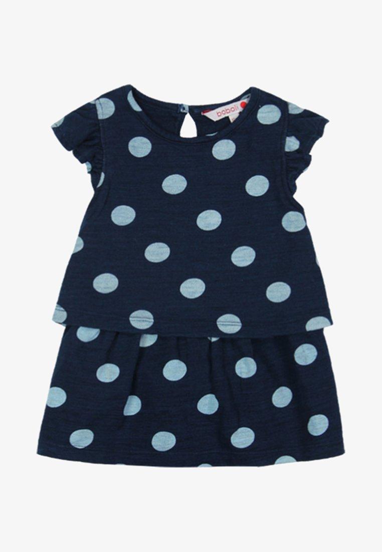 Boboli - Korte jurk - blue