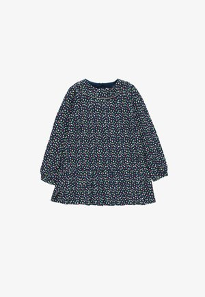 Day dress - dark blue/multicoloured