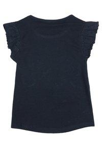Boboli - Print T-shirt - navy - 1