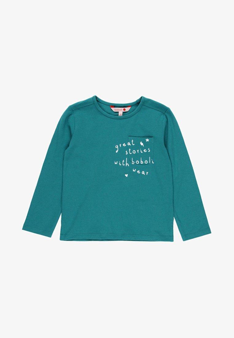 Boboli - Langærmede T-shirts - blue