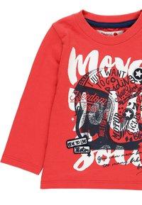 Boboli - T-shirt à manches longues - ruby red - 2
