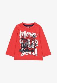 Boboli - T-shirt à manches longues - ruby red - 0