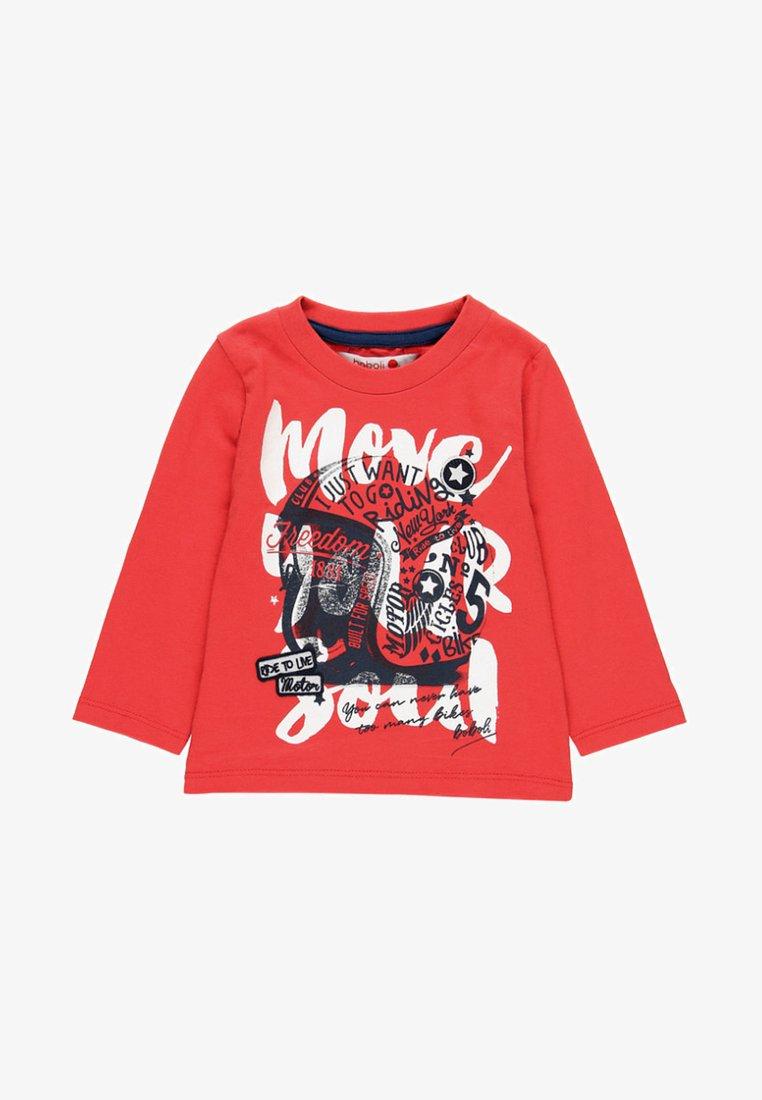 Boboli - T-shirt à manches longues - ruby red