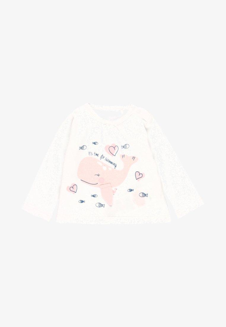 Boboli - T-shirt à manches longues - white